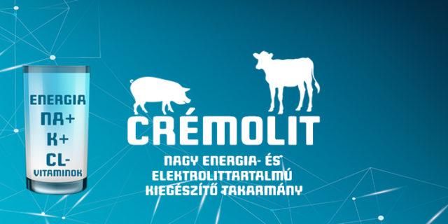 CRÉMOLIT – A rehidratálás és az elektrolitpótlás kulcsfontosságú