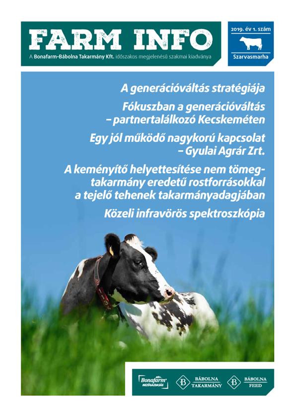 Farm Info szarvasmarha