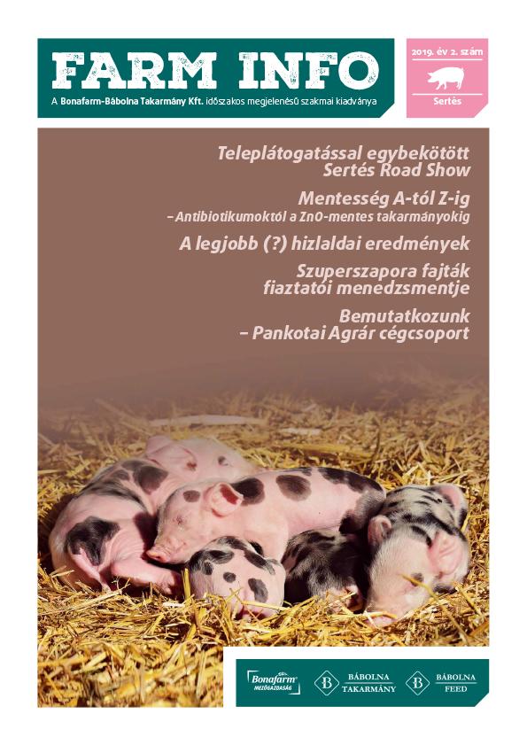 Farm Info sertés