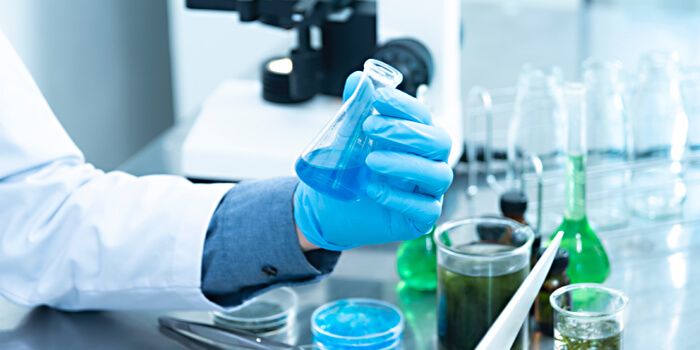 Laboratory tests for high-quality and safe products